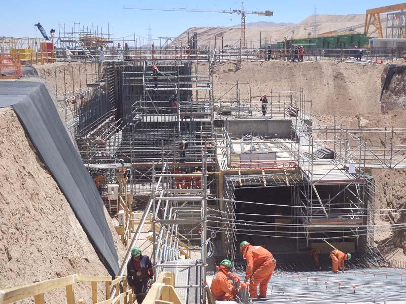Construcción de Obras Civiles