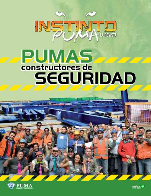 Revista Instinto Puma Nº45
