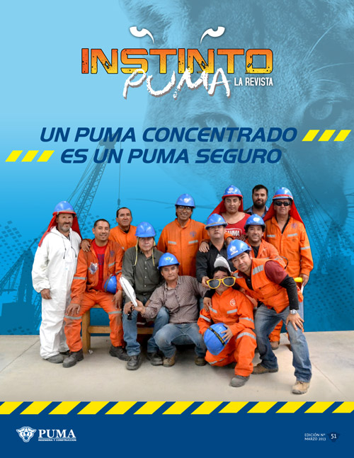 Revista Instinto Puma Nº51