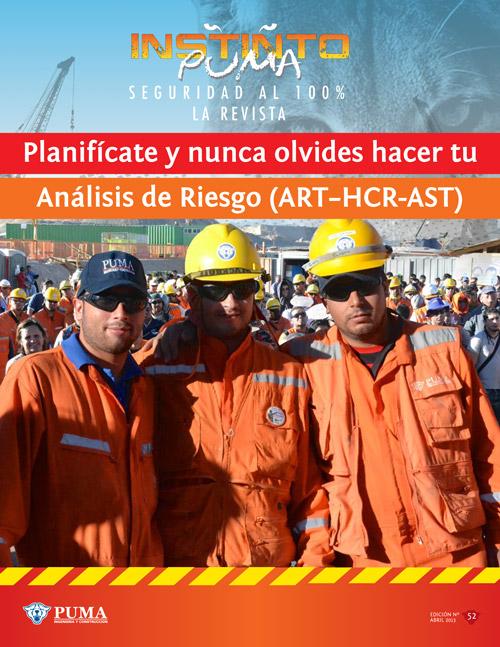Revista Instinto Puma Nº52
