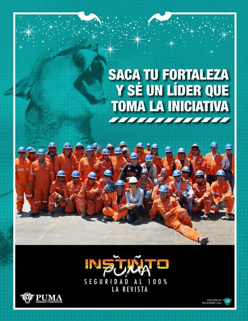Revista Instinto Puma Nº58